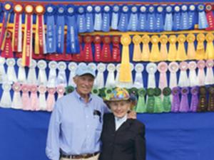 Ernie&wife Ribbons